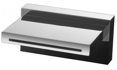 Huber Ego Baduitloop voor badrandmontage 6507CR