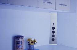 Energiezuil met 4 stopcontacten VST 3007 Led Felix